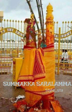 Sammakka Saralamma  by style_sta