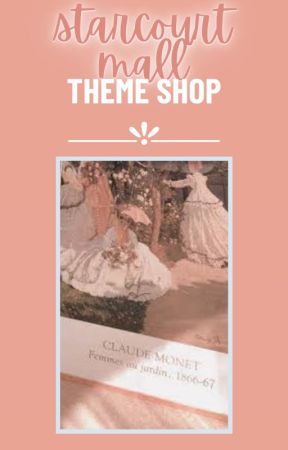 𝐒𝐭𝐚𝐫𝐜𝐨𝐮𝐫𝐭 𝐌𝐚𝐥𝐥 | Theme Shop by jxsminedrxgon