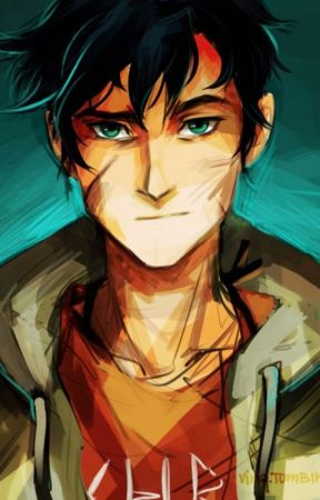 Perseus Jackson, son of Chaos and King of Olympus by dominickmerida12345