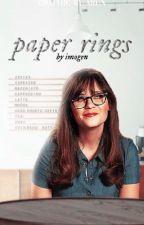 Paper Rings ↠ Misc by starryeyedturtle