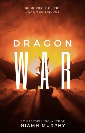 Dragon War by AuthorNiamh