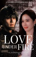 Love Under Fire by Clairebabybear
