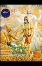 Krishna Arjuna by lkjhmn1