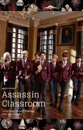 [ Assassin Classroom ]-BTS- by newchohannatae
