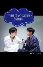 Peraya Conversation Snippets by rikta0601