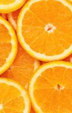 Orange (SWAY FANFIC) by fazzhall