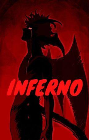 Inferno ~Yandere Boys x Reader~ by Marlena7338