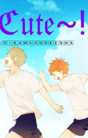 Cute~!   //SugaHina by OikawaandKenma