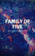 Family of Five (TMNT 2014 Fanfic) by arosemagicwriter
