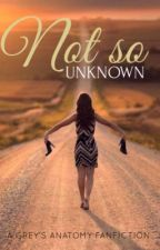 Not So Unknown  by TwistedCarnivalRide