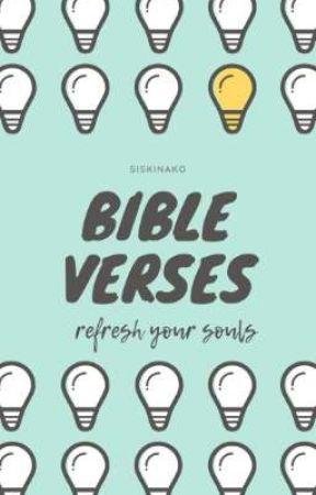 Bible Verses by siskinako