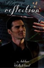 Reflection • a. hotchner by totally-fictional