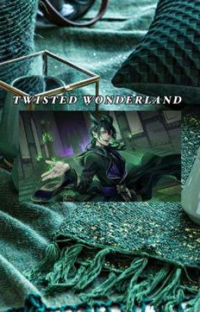 TWISTED WONDERLAND  by squishychecks