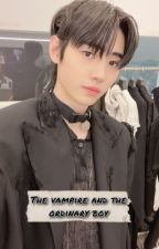 The Vampire and the Ordinary Boy | Jakehoon by its_sunki