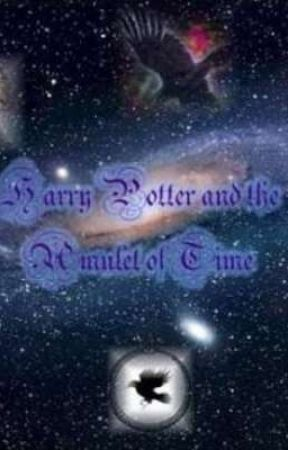 Amulet of Time 2: Two Worlds, Two Wars by The_Lily_Potter