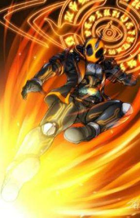 Kamen rider Ghost X Marve: Burn through the spirit's of heros  by JustyTurner