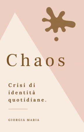 Chaos by __Hana16