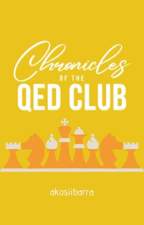 Project LOKI: Chronicles of the QED Club by AkoSiIbarra