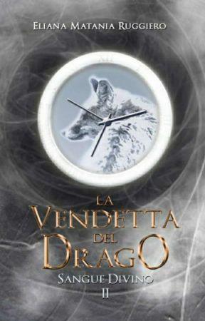 La Vendetta del Drago - a fantasy gay thriller by Liena67