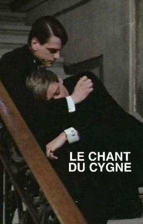 LE CHANT DU CYGNE by motscreux-