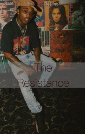 The Resistance by pcssionfruit_