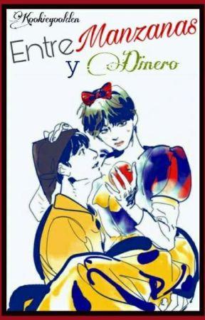 ::Manzanas Y Dinero :🍎:KookV:: by kookiegoolden