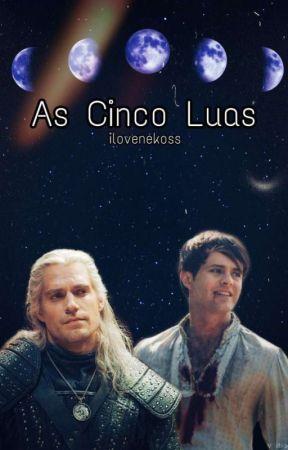 As Cinco Luas • Geraskier by ILoveNekoss
