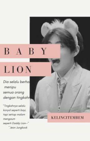 Baby Lion [kth + jjk] by kelincitembem__
