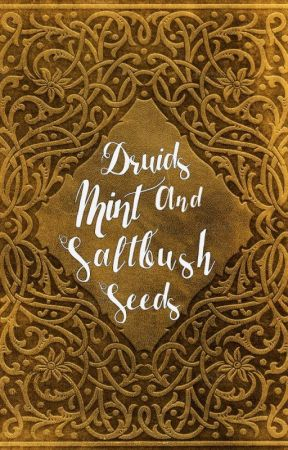 Druid Mint and Saltbush Seeds by MadameTango