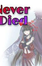 Never Died  danganronpa Kaimaki by just_somestories