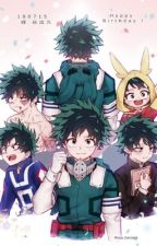Deku one-shots WITH ANGST by SakuPanda20