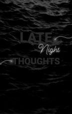 Late Night Thoughts από DANAECH14