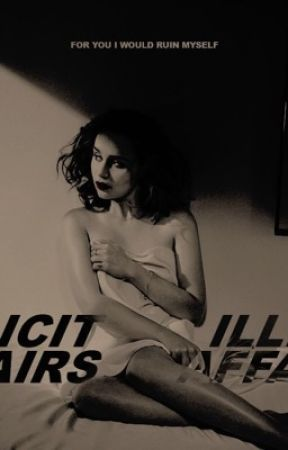 ILLICIT AFFAIRS ━━ tony stark. by kepners