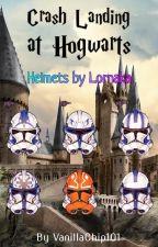 Crash Landing at Hogwarts by VanillaChip101