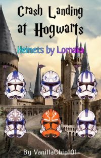 Crash Landing at Hogwarts cover
