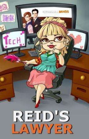 Reid's lawyer by jajafilmE2