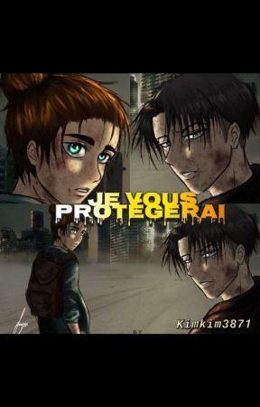 Je vous protégerai by kimkim3871