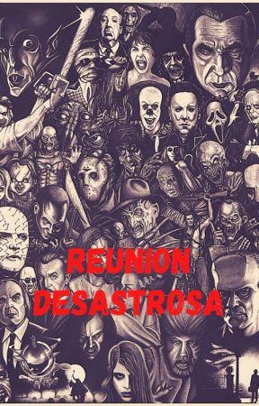 Reunión Desastrosa by Harumi2495