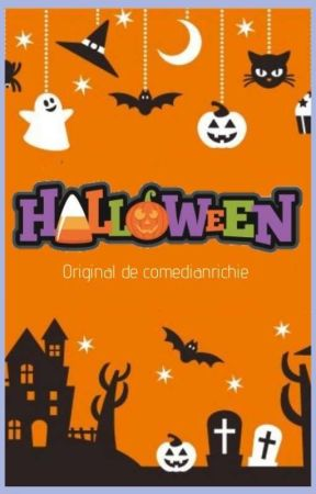 Halloween (Reddie - Benverly - Stenbrough)  by pinkmutantpotato