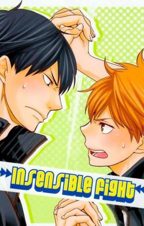 Insensible Fight 1-5 | Haikyuu Doujinshi [Kagehina] by DurenBakar_