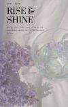 RISE & SHINE  cover