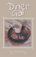 Diner Gal | JatP Reggie Peters by is_it_a_meme_tho