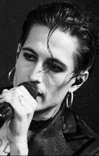 ROCK N' ROLL~DAMIANO DAVID by badb1tch27