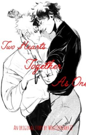 Two Hearts Together as One | DKBK | •Omegaverse Oneshot• by WolfieFreak422