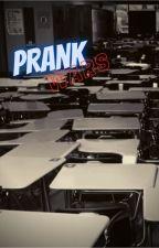 Prank Wars || Anna & Ag by SpaceeStann