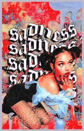 SADNESS | 𝖆𝖈𝖈𝖔𝖚𝖓𝖙 𝖗𝖆𝖙𝖊𝖘 by zaynjuana