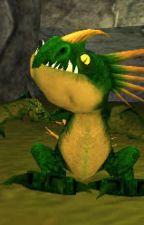The Forgotten Haddock: Riders of Berk by DragonLemur