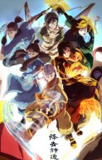 The Prodigy's Twin (Avatar The Last Airbender x Male Reader) by Deotakukids