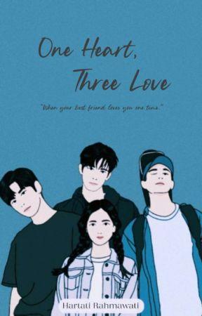 One Heart, Three Love by cxoruwu