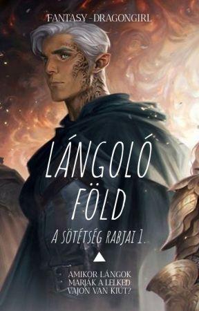 Lángoló föld by Fantasy-Dragongirl